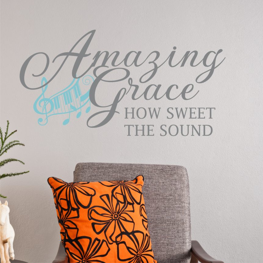 Scripture Bible Verse Wall Art Lettering Sticker Faith Based Decals For Church Or Home Decor