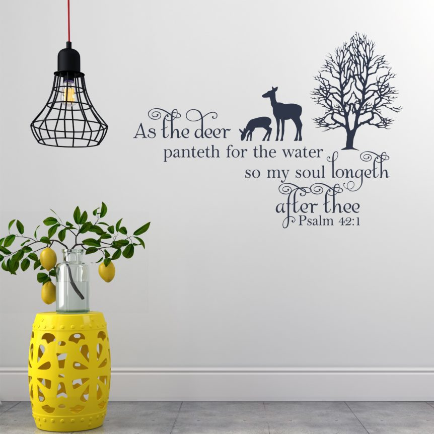Encouraging Wall Scripture Verse Bible Quotes Art With Hope Faith Filled Inspiration