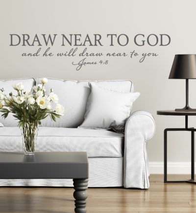 Scripture Decals