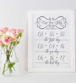Love And Marriage Prints