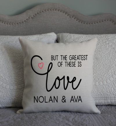 Wedding • Couples • Family Pillows