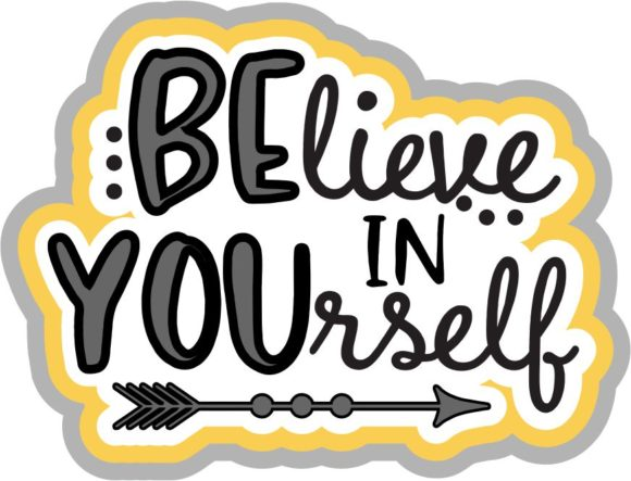 Believe In Yourself Grad Box by A Great Impression