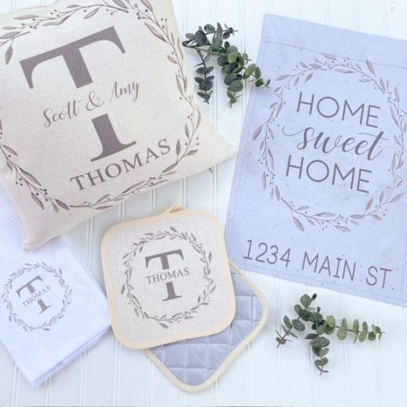 Wedding or House Warming Gift Box